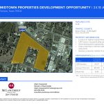 Midtown retail development property